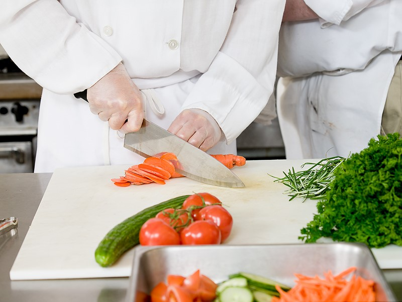 Food Hygiene and Food Handler Certification Part 1 – Food Prep